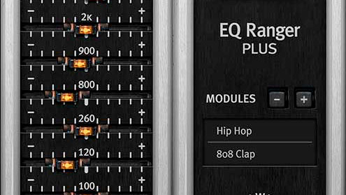 EQ Rangers Plugin