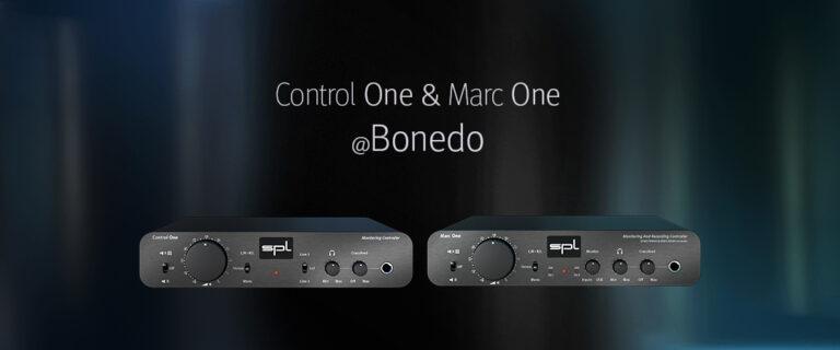 Control One & Marc One @ Bonedo