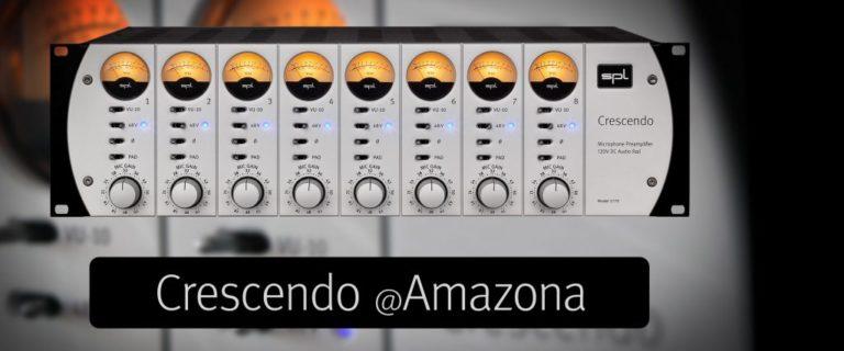 Crescendo @ Amazona