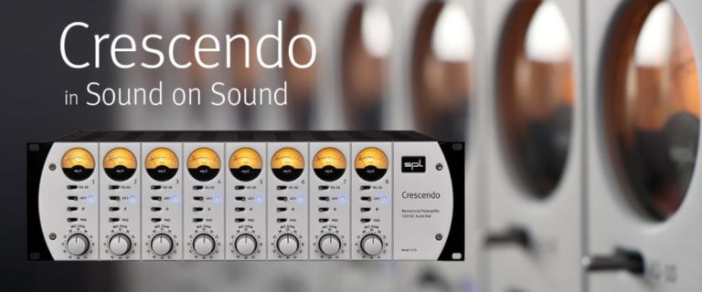 Crescendo in Sound on Sound