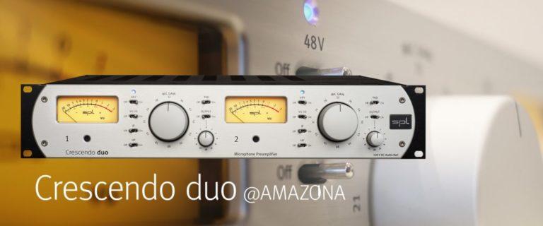 Crescendo duo @ Amazona.de