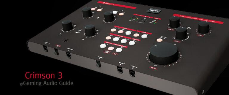Crimson 3 @ Gaming Audio Guide