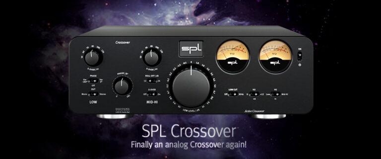 SPL Crossover – Endlich wieder eine analoge Frequenzweiche!