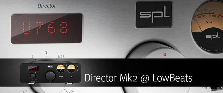 Director Mk2 @ LowBeats