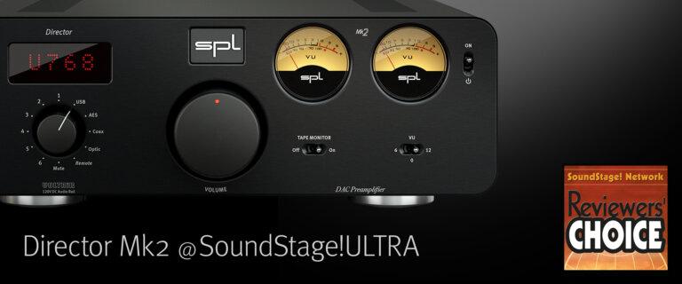 Director Mk2 @ SoundStage!ULTRA