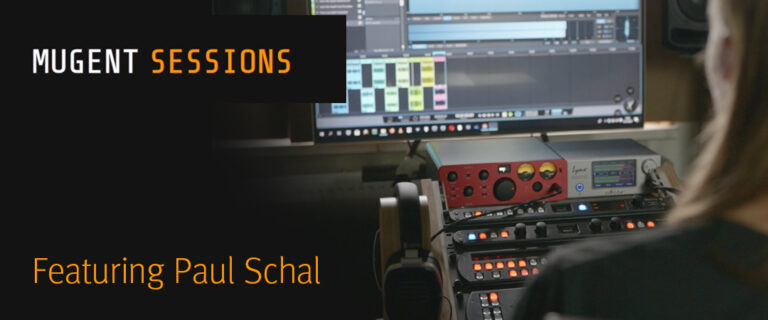 Mugent Sessions featuring Paul Schal
