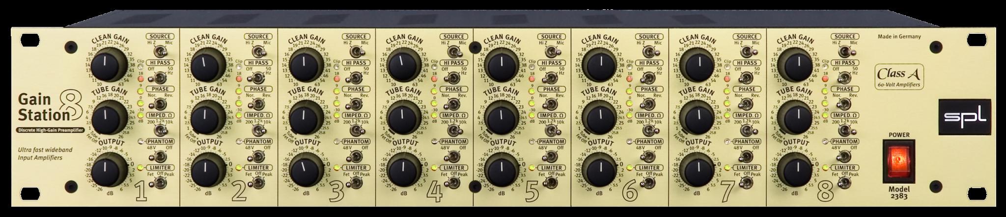 GainStation 8 Mk1
