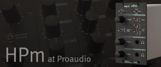 HPm at proaudio.de