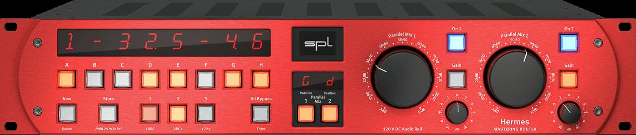 SPL – Sound Performance Lab