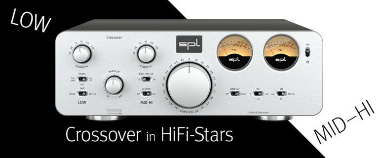 SPL Crossover in HiFi-Stars