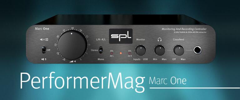Marc One @ PerformerMag