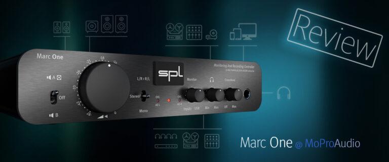 Marc One @ MoProAudio