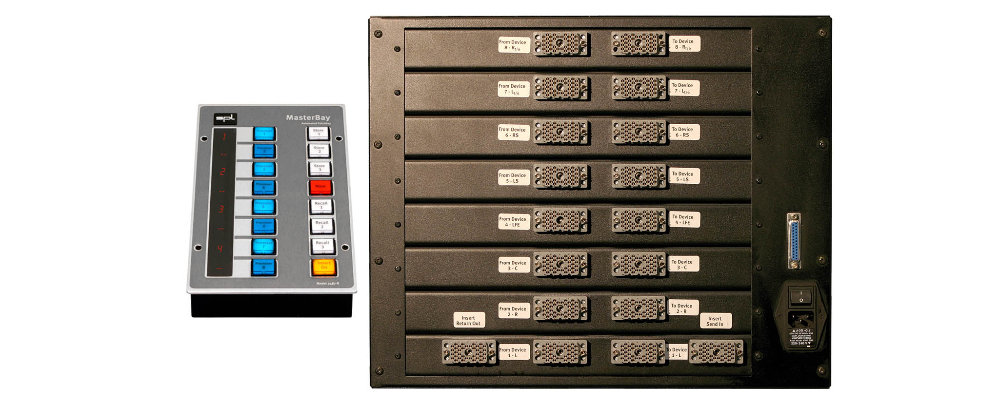 MasterBay8+Remote