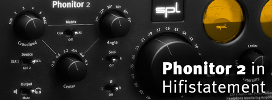 Phonitor 2 in Hifi Statement Netmagazine
