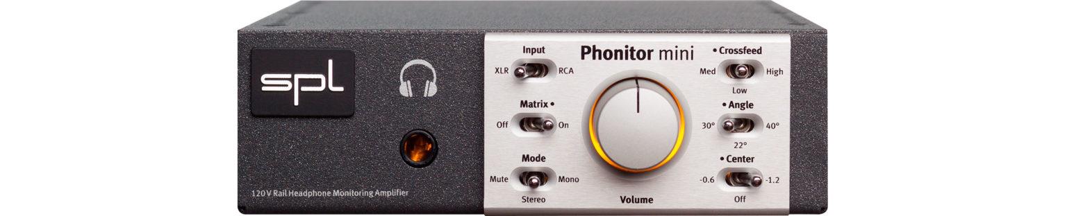 Phonitor mini