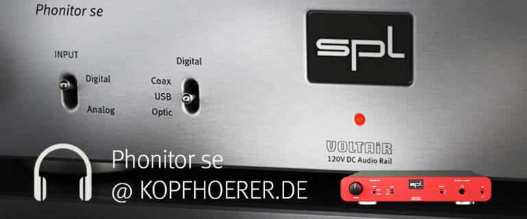Phonitor se @ kopfhoerer.de