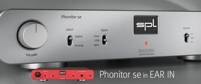 Phonitor se in EAR IN