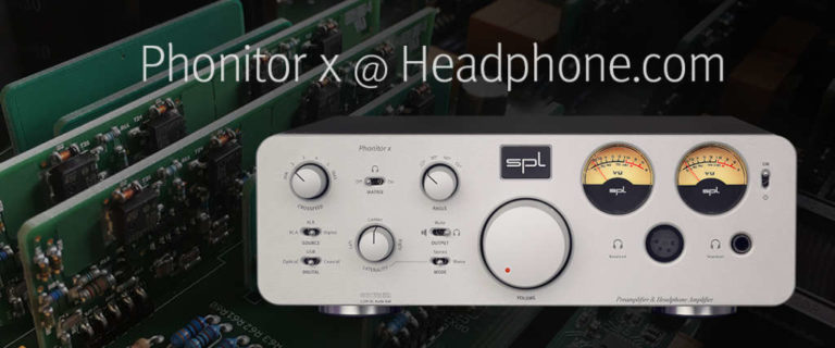 Phonitor x @ Headphones.com