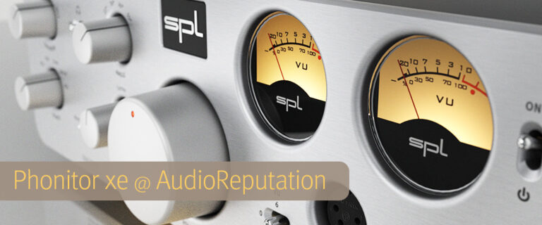 Phonitor xe @ AudioReputation