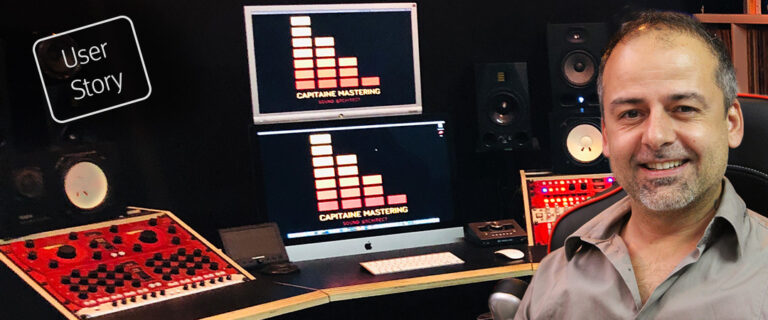 SPL User Story: Capitaine Mastering
