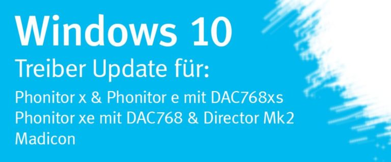 Treiber-Update für Windows 10