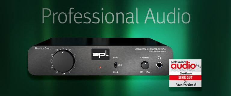 Phonitor One d in Professional Audio