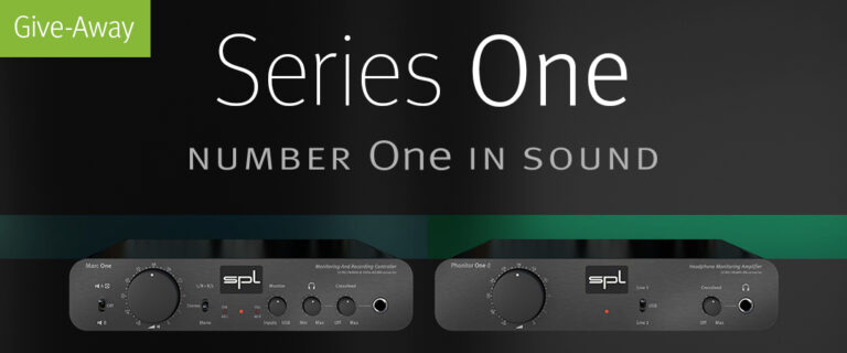 Win an SPL Marc One or Phonitor One d